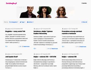 serialmajka.pl screenshot