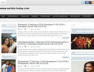 serials-today.com screenshot