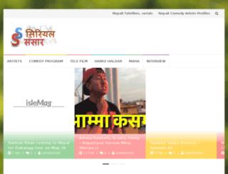 serialsansar.net screenshot