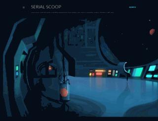 serialscoop.com screenshot