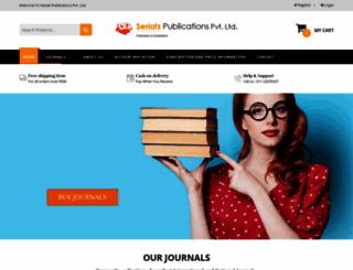 serialsjournals.com screenshot