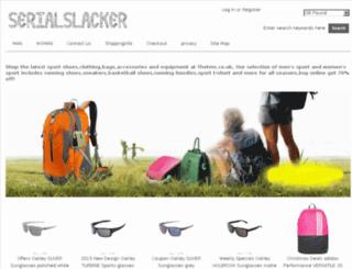 serialslacker.co.uk screenshot