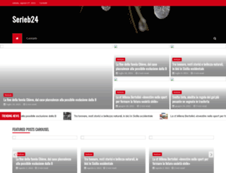 serieb24.com screenshot