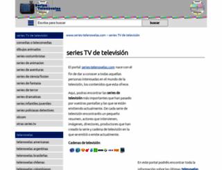 series-telenovelas.com screenshot