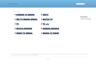 series.zeedrama.com screenshot