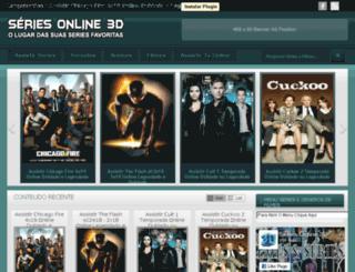 seriesonline3d.com screenshot
