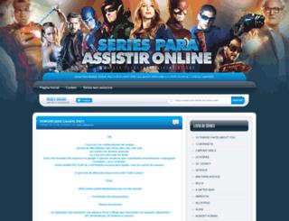 seriesparaassistironline.org screenshot