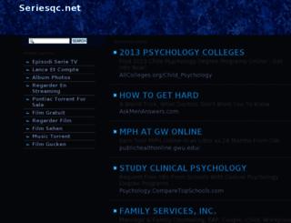 seriesqc.net screenshot