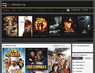 serifilmizle.org screenshot