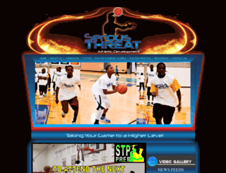 serious-threat.com screenshot