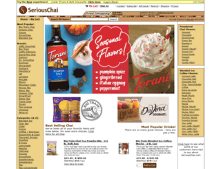 seriouschai.com screenshot