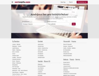 serisayfa.com screenshot