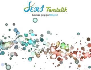 seritemizlik.com.tr screenshot