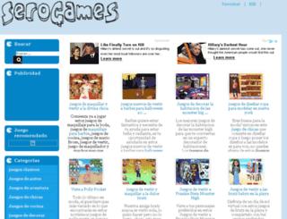 serogames.com screenshot