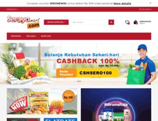 seroyamart.com screenshot
