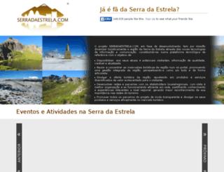 serradaestrela.net screenshot