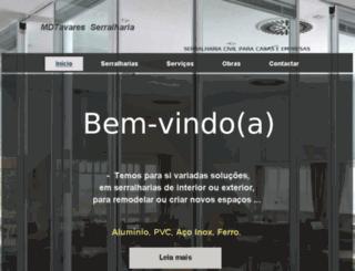serralhariasabariz.com screenshot