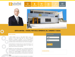 serthicontabil.com.br screenshot