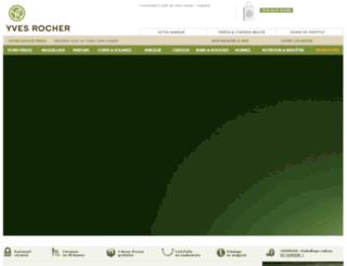 serum-vegetal-offre.yves-rocher.fr screenshot