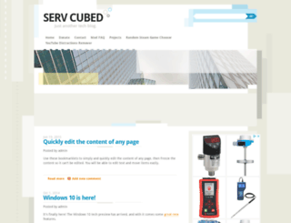 servc.eu screenshot