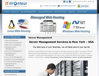 server-management.us screenshot