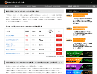 server-navi.com screenshot
