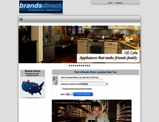 server.brandsdirect.com screenshot