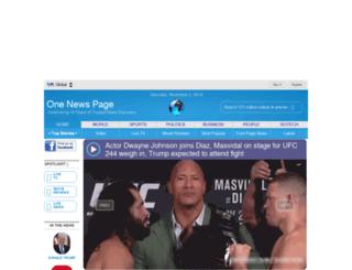 server.onenewspage.com screenshot