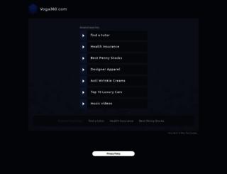 server.voga360.com screenshot