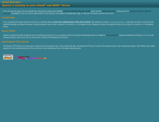 server06.joeswebhosting.net screenshot