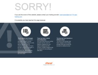server174.web-hosting.com screenshot