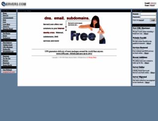 server2.com screenshot