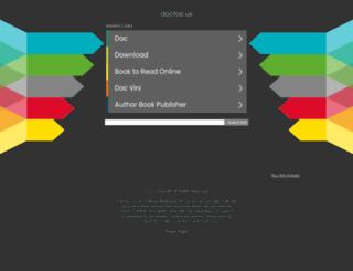 server2.docfoc.us screenshot