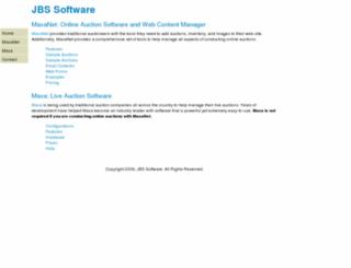 server2.maxanet.com screenshot