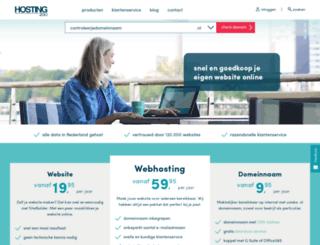 server4.hosting2go.nl screenshot