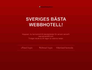 server5.serverdrift.com screenshot