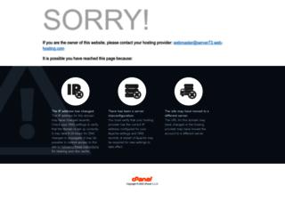 server73.web-hosting.com screenshot