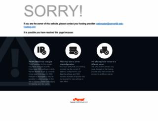 server98.web-hosting.com screenshot