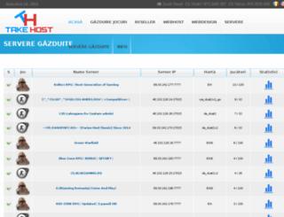 servere.takehost.biz screenshot
