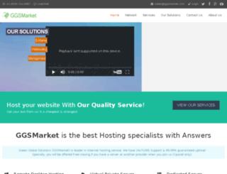 servers.ggsmarket.com screenshot