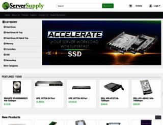 serversupply.com screenshot