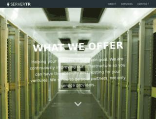 servertr.org screenshot
