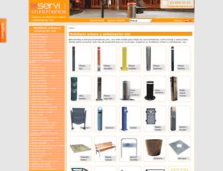 serviayuntamientos.com screenshot
