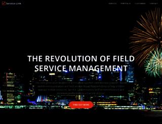service-link.ca screenshot