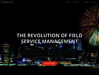 service-link.us screenshot