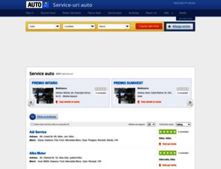 service.auto.ro screenshot