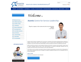 service.aventis.edu.sg screenshot