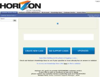 service.horizon-boss.com screenshot