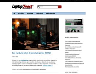 service.laptop-direct.ro screenshot