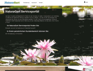 service.naturagart.com screenshot
